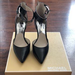 Michael Kors Brinkley Ankle Strap Shoes